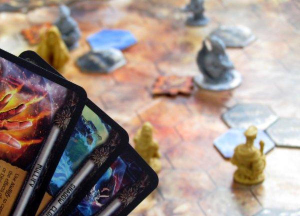 Athlas: Duel for Divinity - rozehraná hra