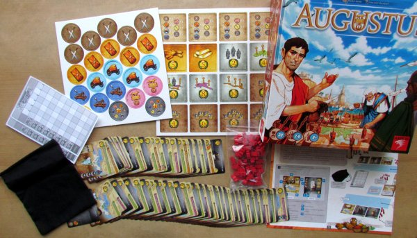 Augustus - packaging