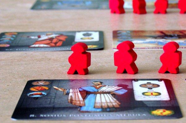 Augustus - game in progress