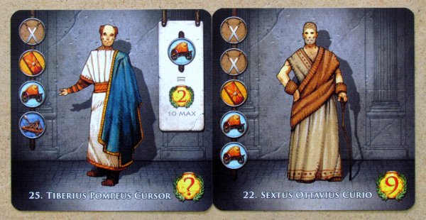 Augustus - cards