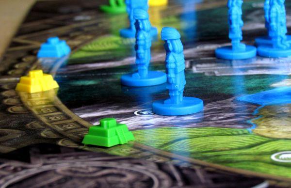 Aztlán - rozehraná hra