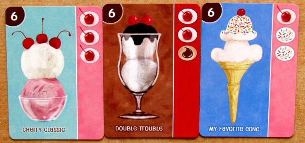 Banana Split Card Game - cards