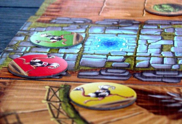 Banjooli Xeet - game in progress