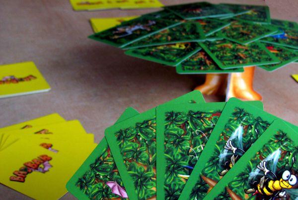 Baobab - rozehraná hra