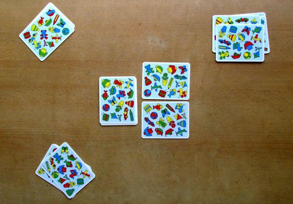 Barvínek - rozehraná hra