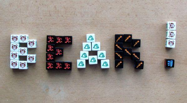 Bears! - dice