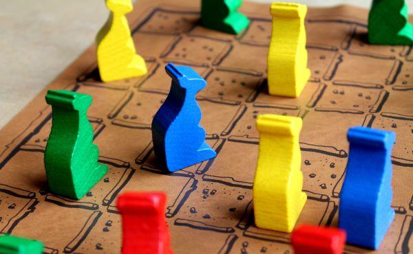 Billabong - game in progress