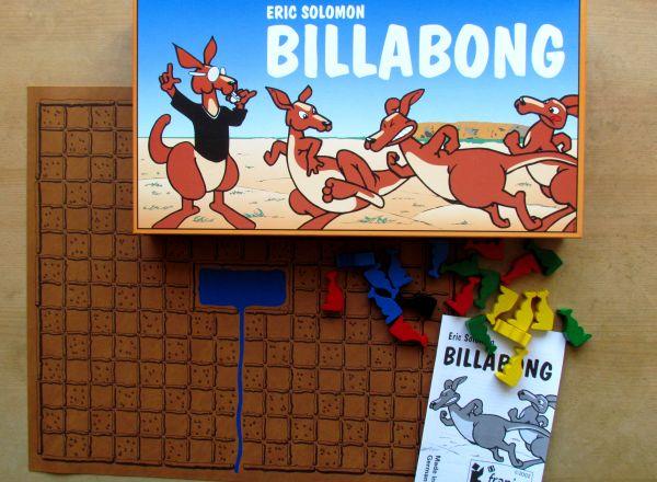 Billabong - balení