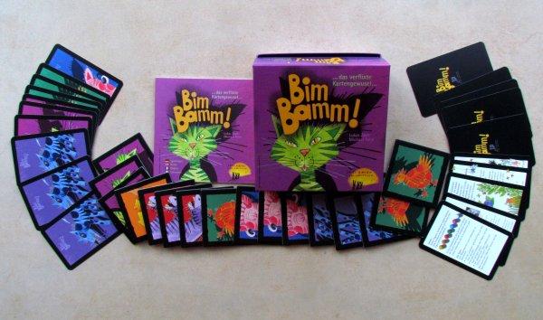 Bim Bamm - balení