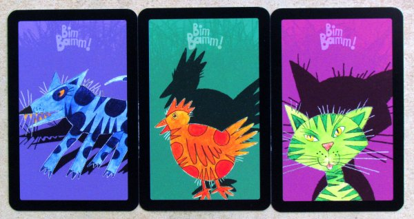 Bim Bamm - cards