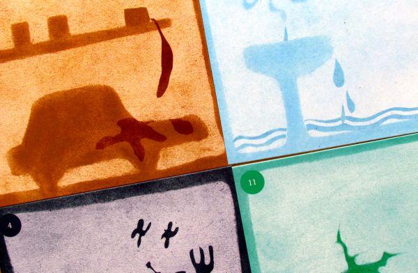 Biorchestr: Umakartové - detail herních karet