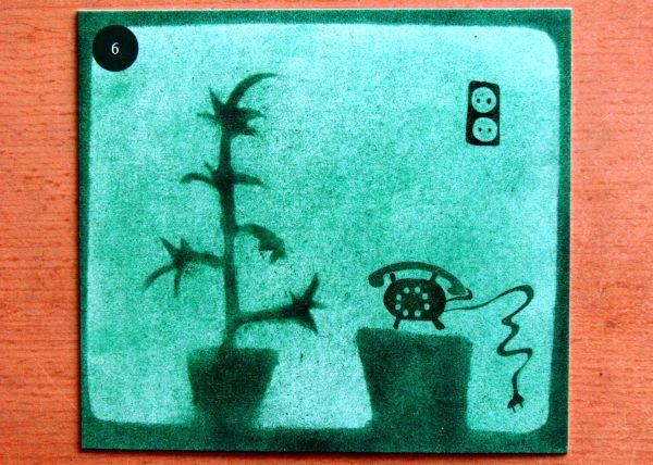 Biorchestr: Umakartové - karty