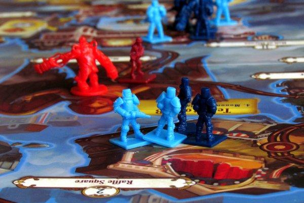Bioshock Infinite: Siege of Columbia - rozehraná hra