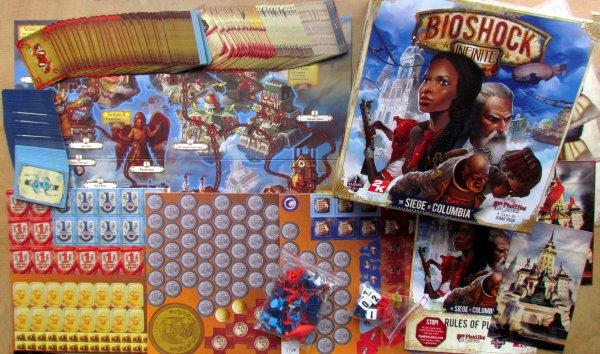 Bioshock Infinite: Siege of Columbia - balení