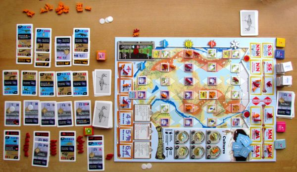 BIOS: Megafauna - game is underway