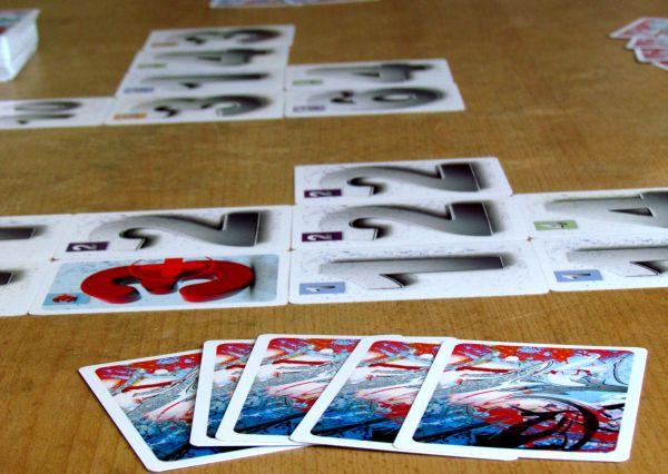 Block 5 - rozehraná hra