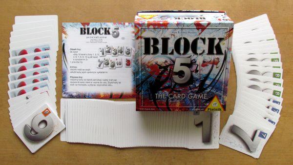 Block 5 - balení