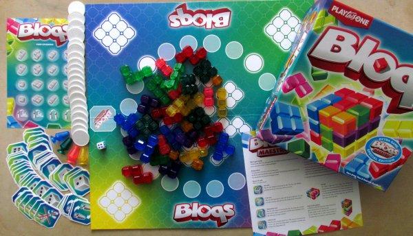 Bloqs - packaging