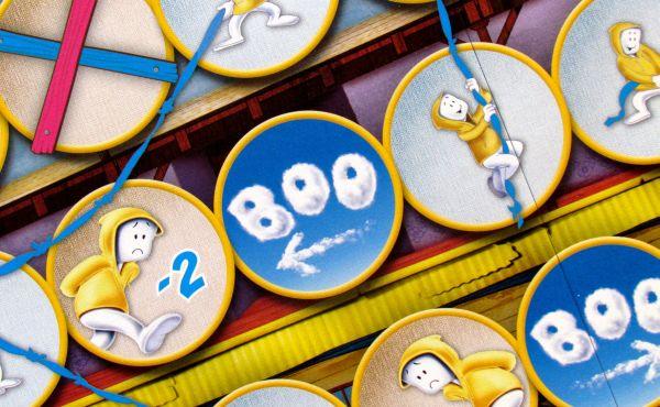 Boo - detail herního plánu