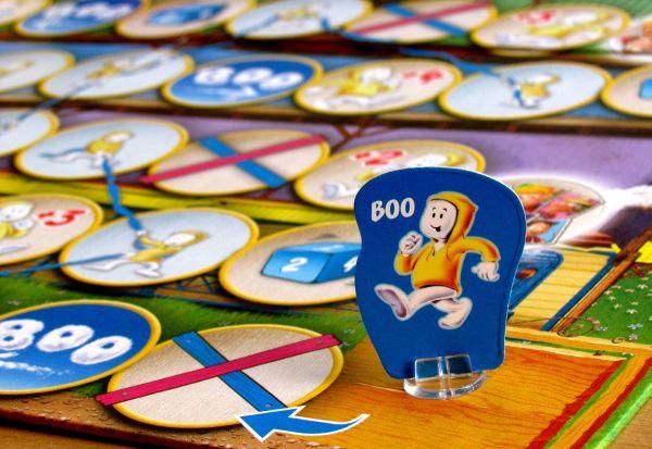 Boo - připravená hra