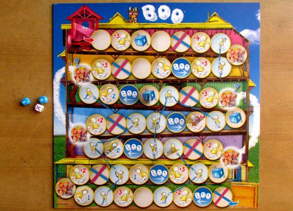 Boo - rozehraná hra