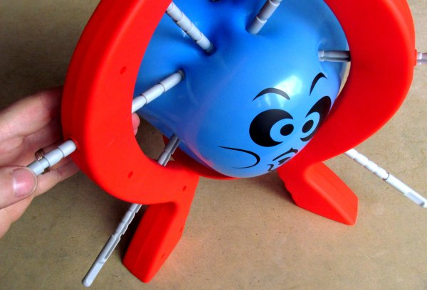 Boom Boom Balloon - rozehraná hra