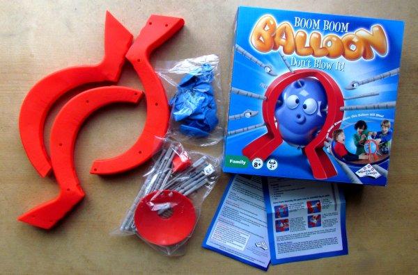 Boom Boom Balloon - balení