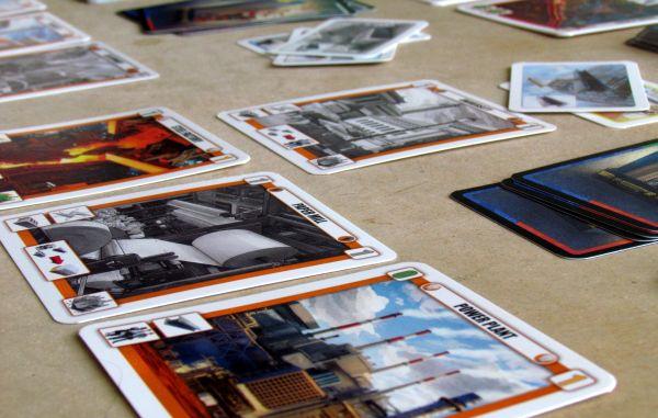 Briefcase - rozehraná hra