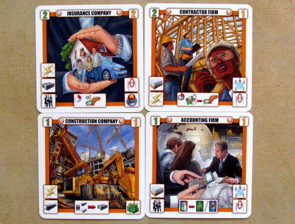 Briefcase - karty