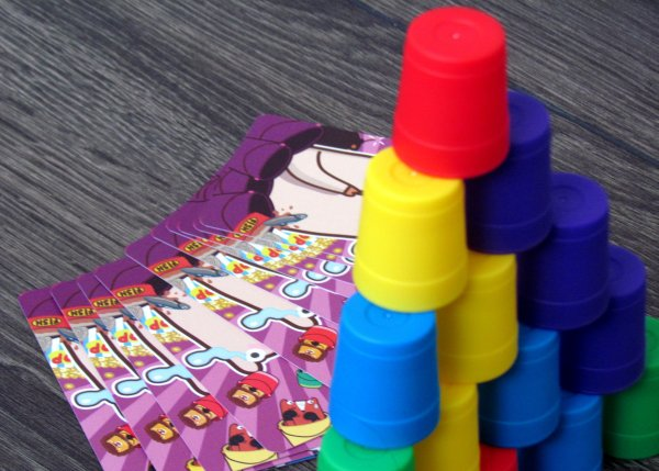 Bucket King 3D - připravená hra