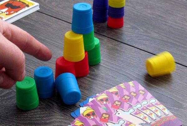 Bucket King 3D - rozehraná hra