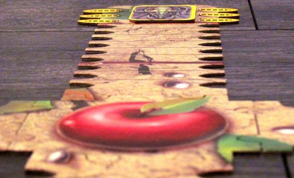 Bug Race - připravená hra
