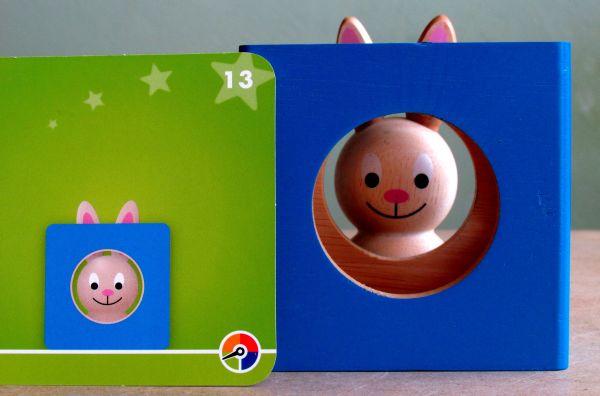 Bunny Boo - vyřešený hlavolam