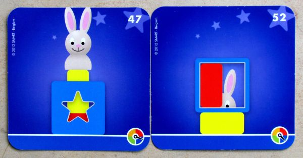 Bunny Boo - karty
