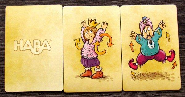 Burg Drachengold - cards