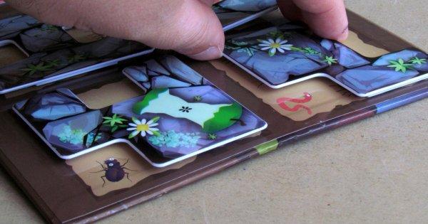 Smart Games: Brouci v akci - průběh řešení