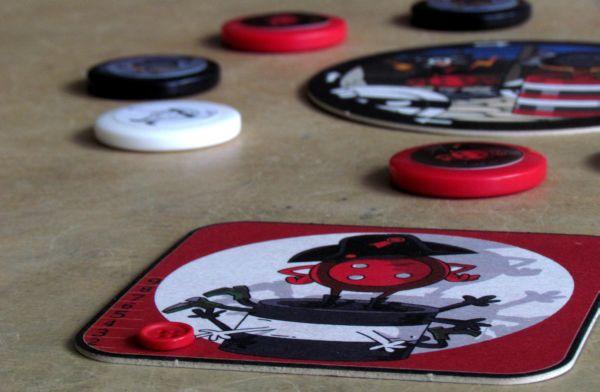 Button Up - připravená hra