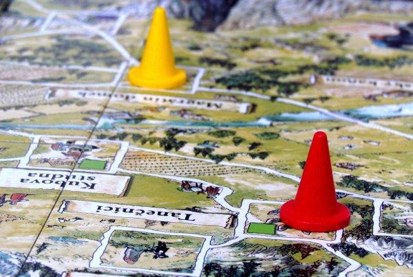 Zeměplocha: Čarodějky - připravená hra