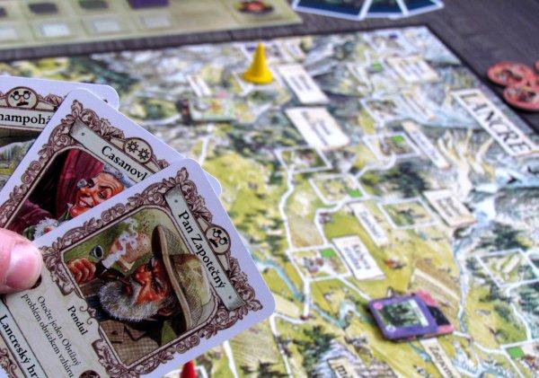 Zeměplocha: Čarodějky - rozehraná hra