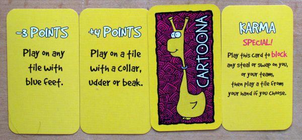Cartoona - karty