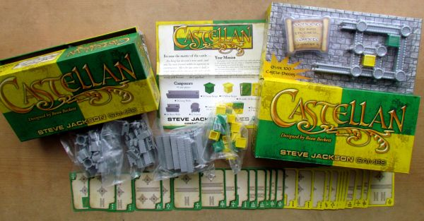 Castellan - packaging