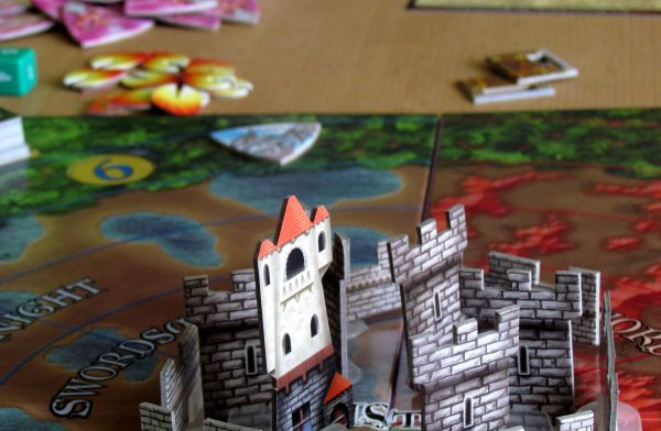 Castle Panic: Wizard's Tower - game is ready