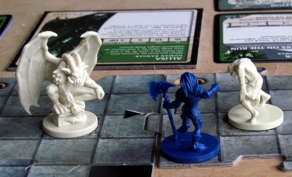 Review Dungeons And Dragons Castle Ravenloft Board Game Pc Legend