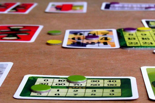 Central Market - game in progress