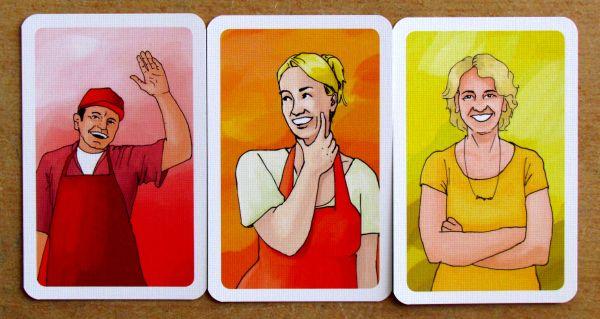 Central Market - cards