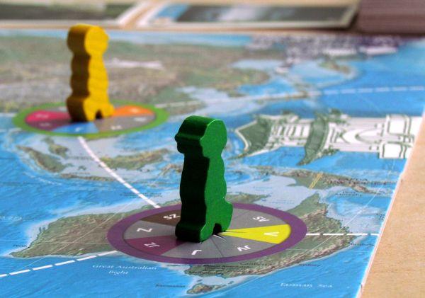 Cestování s Jiřím Kolbabou - připravená hra