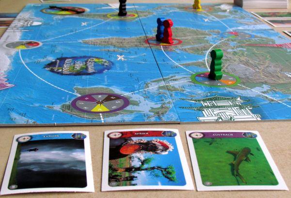 Cestování s Jiřím Kolbabou - rozehraná hra