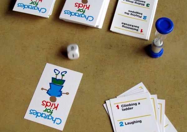Charades for Kids - rozehraná hra
