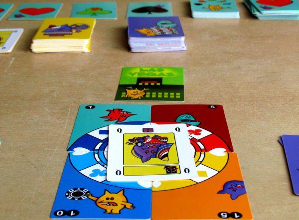 Chipleader - rozehraná hra
