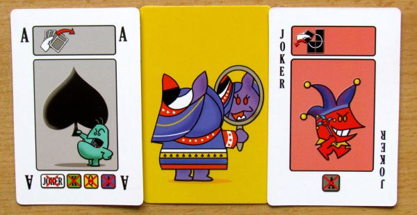 Photo: Chipleader - cards